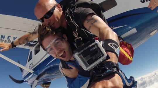 Tandem Skydive - Picton - 14,000ft - Weekend