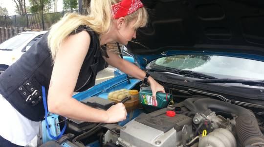 Ladies Car Maintenance Workshop - 2 Hours