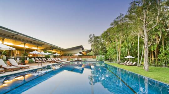 Two Night Byron Break with Dinner, Wine and Massages - For 2