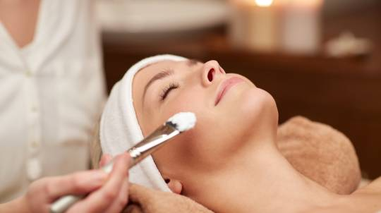 Facial, Body Polish and Wrap - 2 Hours