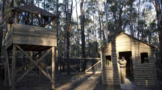 Paintball Experience - For 5 - Muchea, WA
