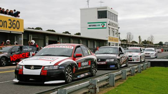 V8 Race Car Driving - 6 Laps - Adelaide - SA