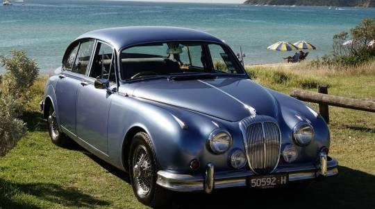 1965 Daimler V8 Full Day Car Hire