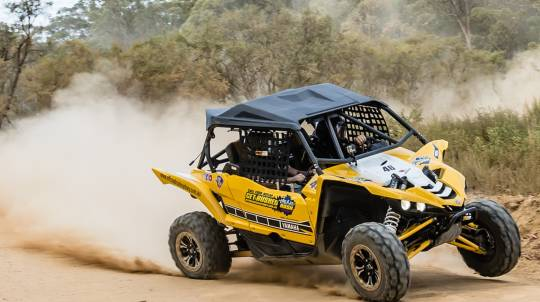 Yamaha Buggy Drive with Hot Laps - 14 Laps - Ballarat
