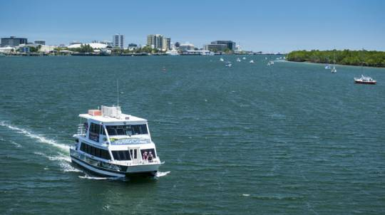 2 Course Waterside Lunch and Scenic Cruise