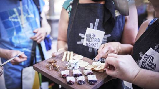 Queen Victoria Market Ultimate Foodie Tour
