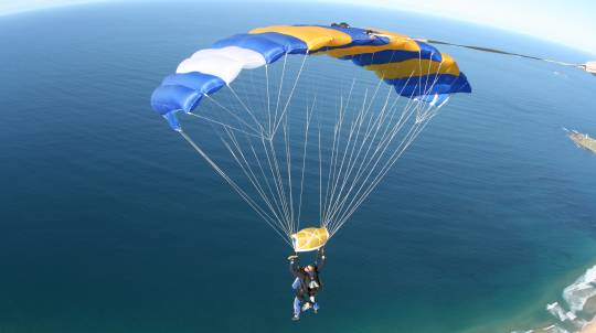 Ultimate Skydive, Harley Ride and Brewery Drinks Experience
