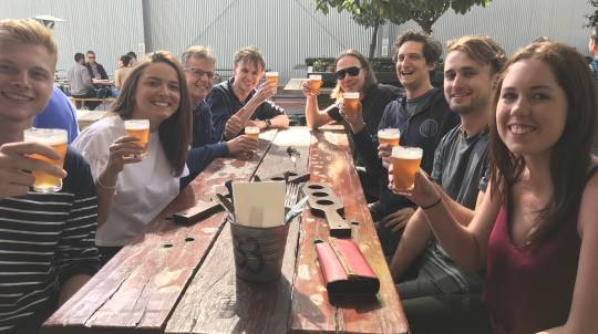 Canberra Beer, Wine and Spirits Half Day Tour