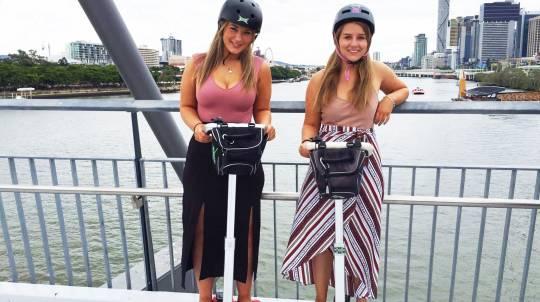 Mini-Segway Tour Around Brisbane - 60 Minutes