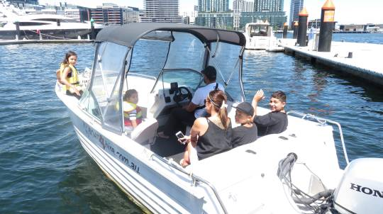 Speed Boat Hire - Self Drive - Up to 10 Passengers