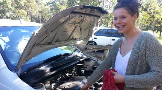 Ladies Car Maintenance Workshop - 2 Hours - Artarmon