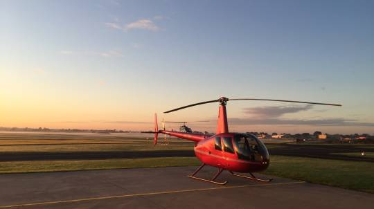 Helicopter Flight Over Canberra - 30 Minutes - For 2