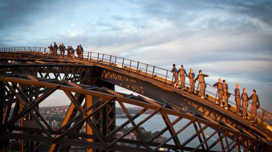 Sydney Harbour Bridge Twilight - Weekday - Adult