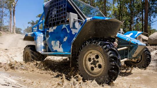 Off Road Buggy Drive - Adult - 6 Laps