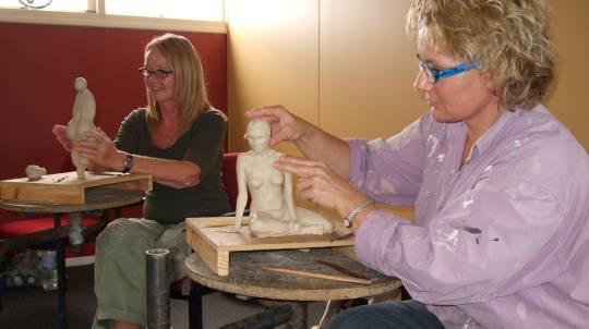 Introduction To Sculpture Workshop