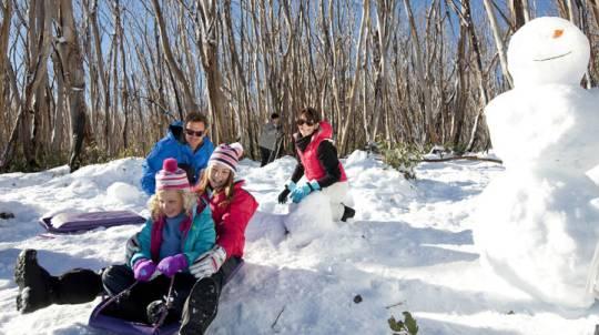 Mystic Mountains Snow Tour - Full Day