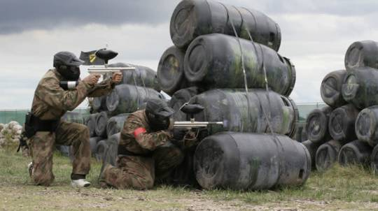 Paintball Experience - 500 Paintballs - Canberra - For 2