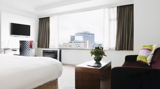 Overnight City Getaway with Dinner and Breakfast