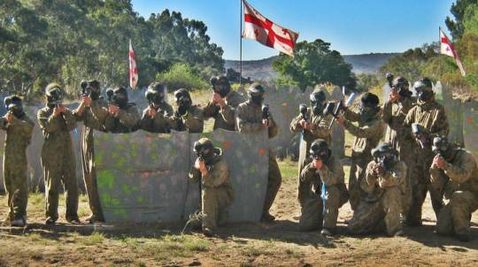 Paintball Skirmish in Swan Valley - 300 Paintballs