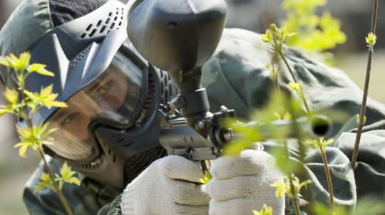 Paintball Package - 600 Paintballs