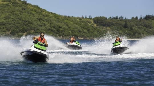 Whitsunday Jet Ski Two Island Safari - 2 Hours