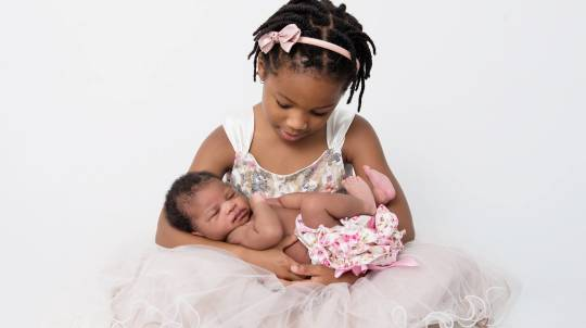 Maternity and Newborn Photography Package with Photos