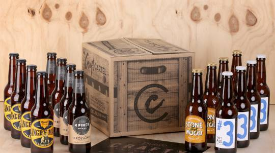 Australian Craft Beer Box - 16 Bottles