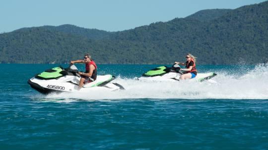 Jet Ski and Jet Boat Adventure Combo