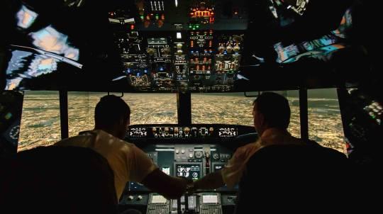 Jet Flight Simulator Experience - 2 Hours
