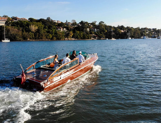 Private Sydney Harbour Cruise