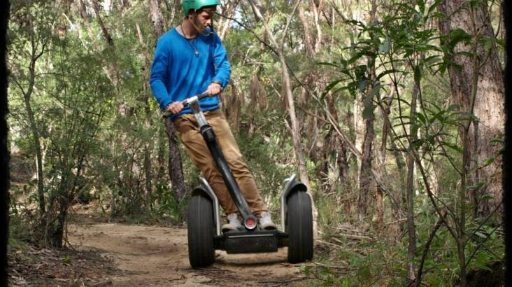 Segway Tour in the Blue Mountains