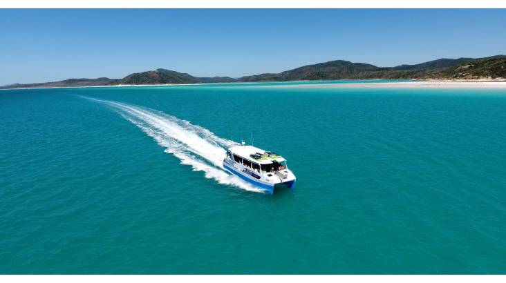 RedBalloon Whitsundays Fly and Cruise Adventure