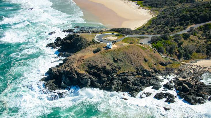 Port Macquarie Scenic Helicopter Flight - 20 Minutes - For 2