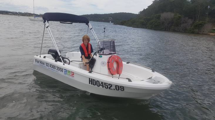 Family Boat, Bike, Fishing and Kayak Hire - Over 2 Days
