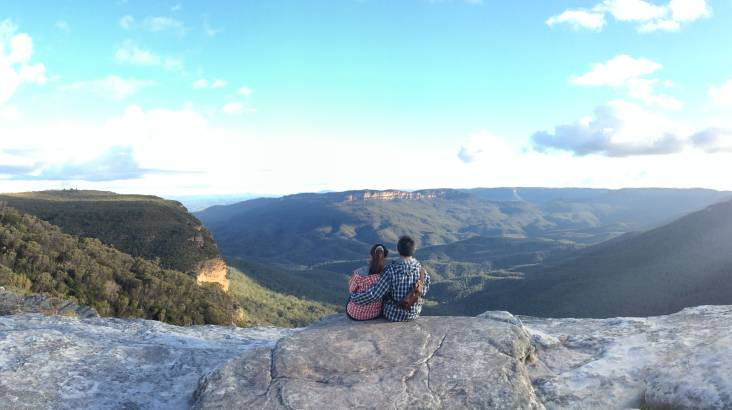 Full Day Guided Blue Mountains Tour from Sydney