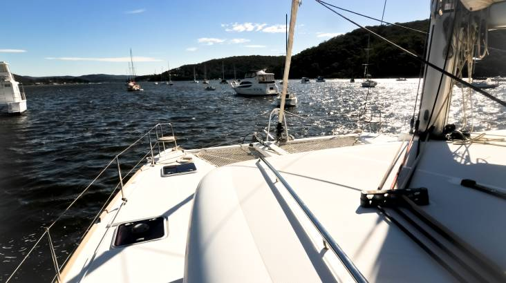 RedBalloon Romantic Overnight Stay On A Beautiful Yacht - For 2