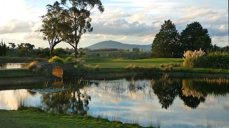 Overnight Stay at Gisborne Peak Winery and Golf - For 2
