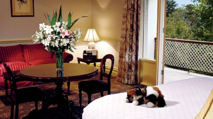 Luxury Chateau Getaway with Gourmet Dinner and Breakfast