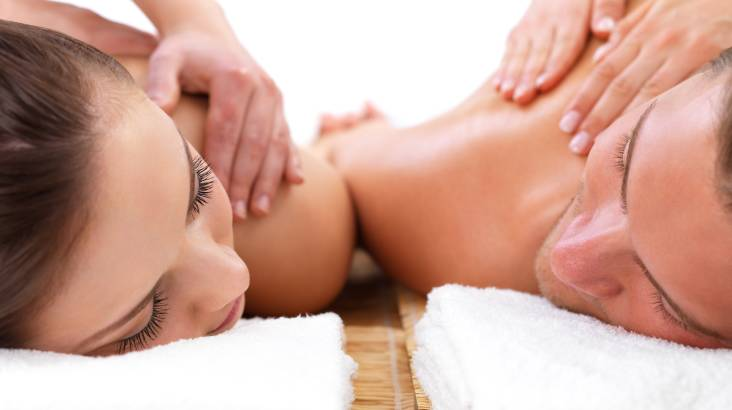 Indulgent Day Spa Package with Antipasto and Bubbles - For 2