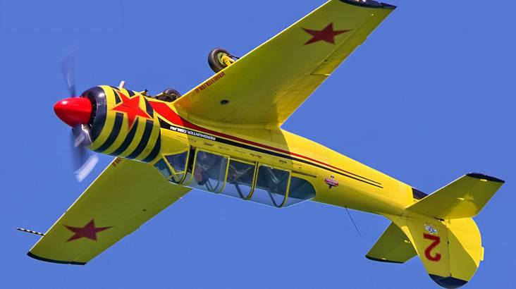 Intro Warbird Aerobatic Flight - 15-20 Minutes - Weekend