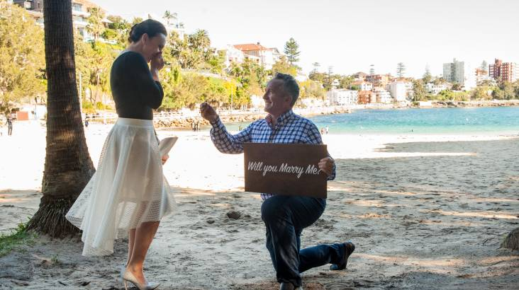 RedBalloon Proposal Package: Surprise Engagement Scavenger Hunt