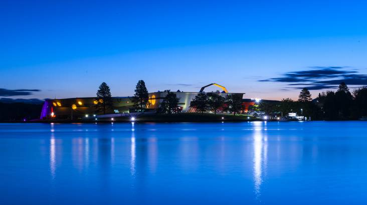 Night Photography Workshop - Canberra