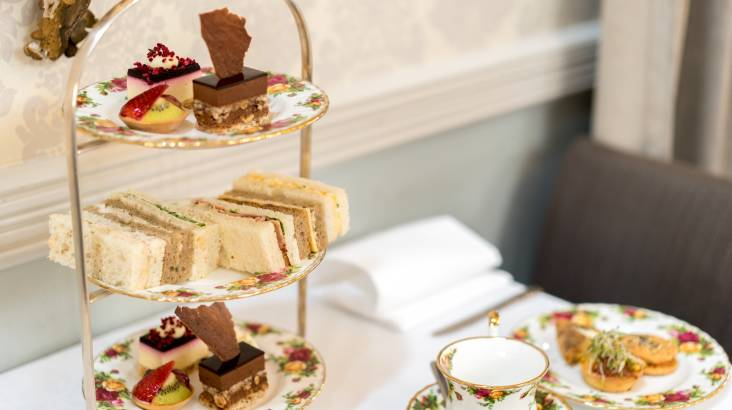RedBalloon High Tea with Champagne at The Tea Room - For 2