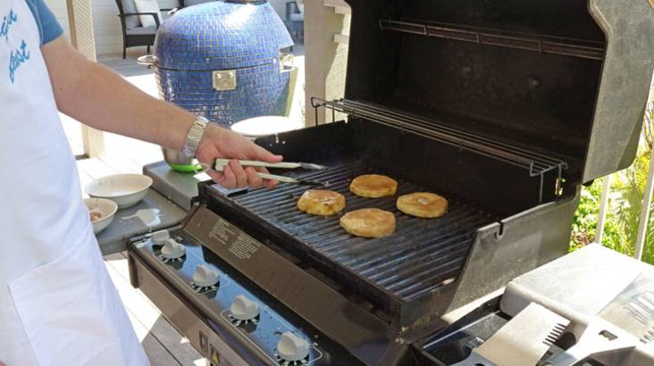 Gourmet Aussie Barbeque Cooking Class and Lunch
