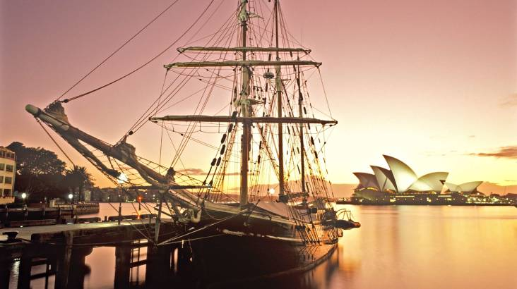 Twilight Tall Ship Cruise - Adult