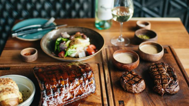 The Ultimate Steakhouse Experience - For 2 - Circular Quay