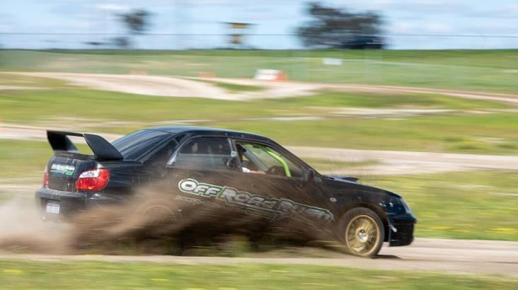 Subaru WRX Extreme Rally 18 Lap Drive + 1 Hot Lap - Perth