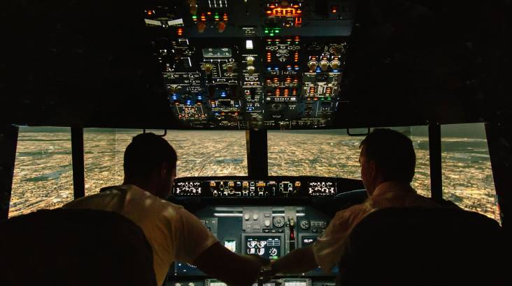 Jet Flight Simulator Challenge - 90 Minutes