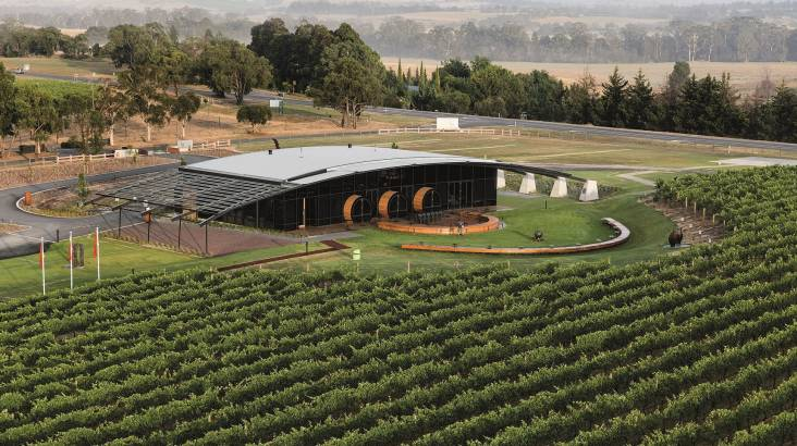 Private Helicopter Flight and Winery Lunch at Ezard - For 2