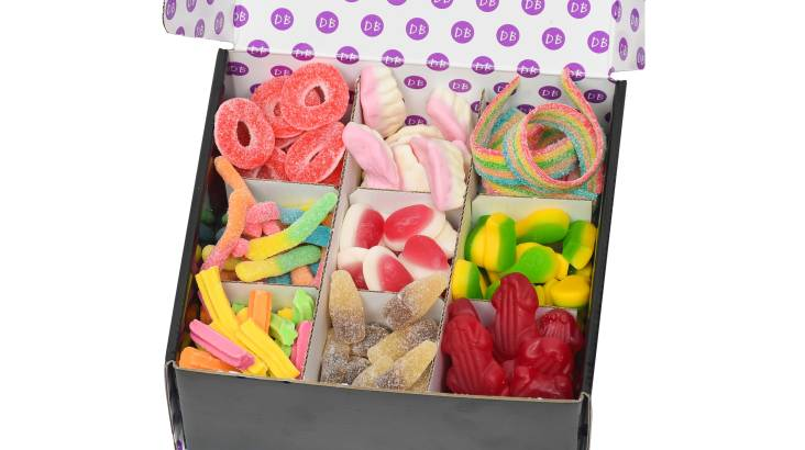 Mega 1 Kilo Lolly Selection Box